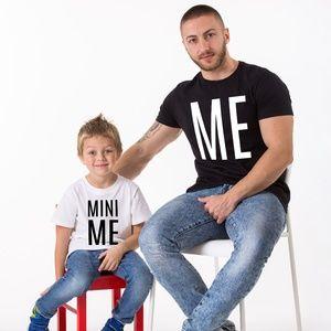 Me + Mini Me T-Shirt Set